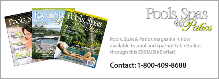 Advertise in Pool & Spa Marketing
