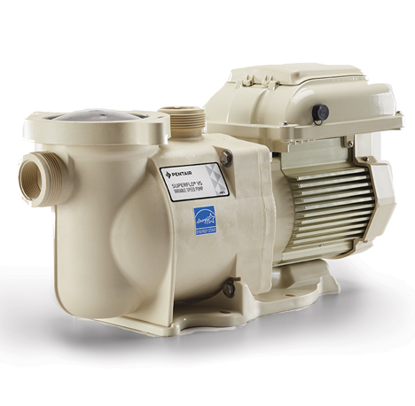 SuperFlo® VS Variable-Speed Pump (VSP)