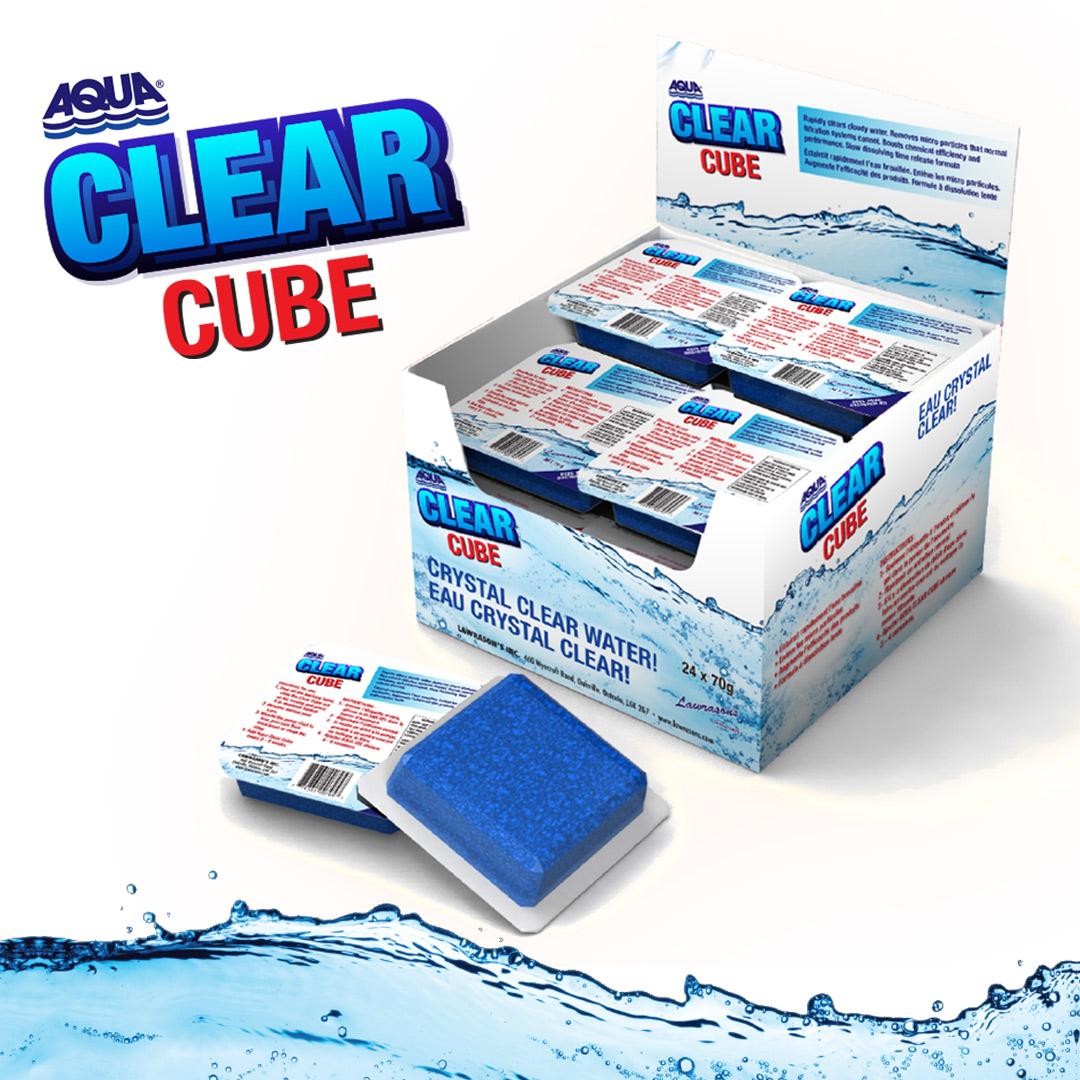 AQUA® Clear Cube
