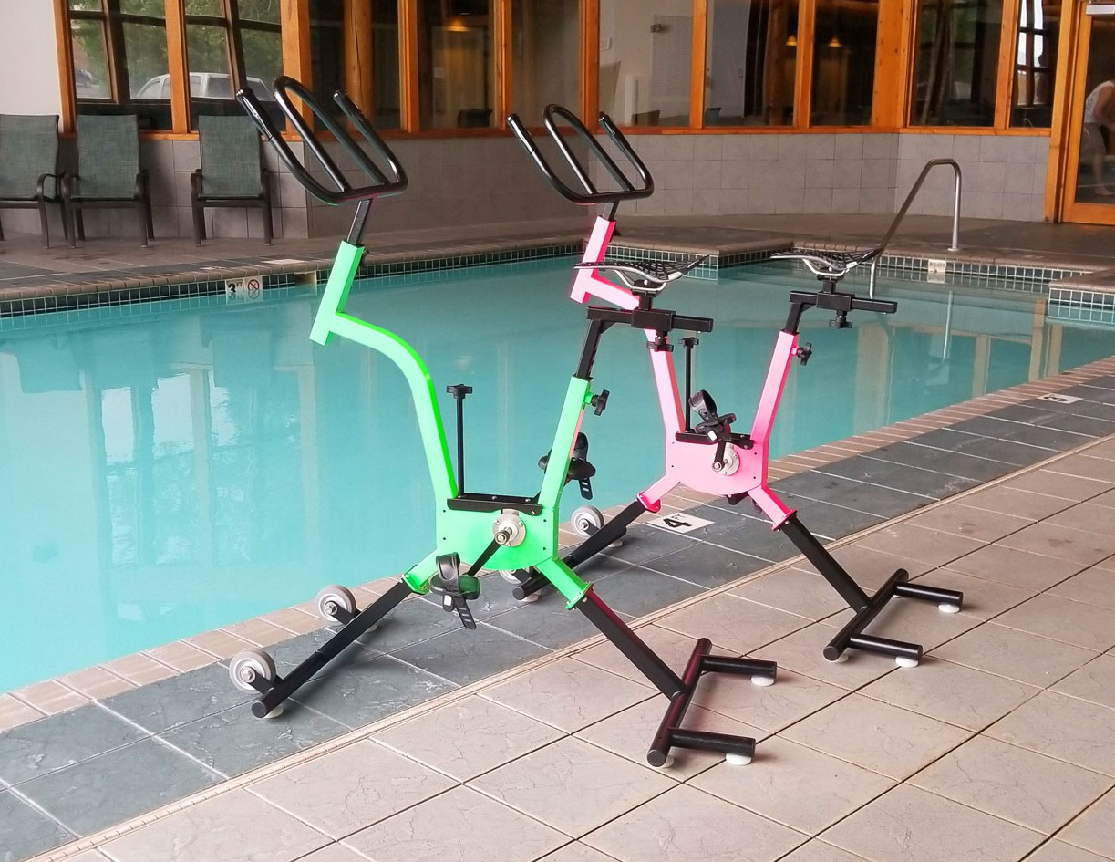 PowerWave Pool Bike