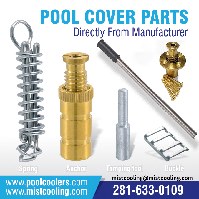 POOL SAFETY COVER HARDWARES- POOL PRODUCTS