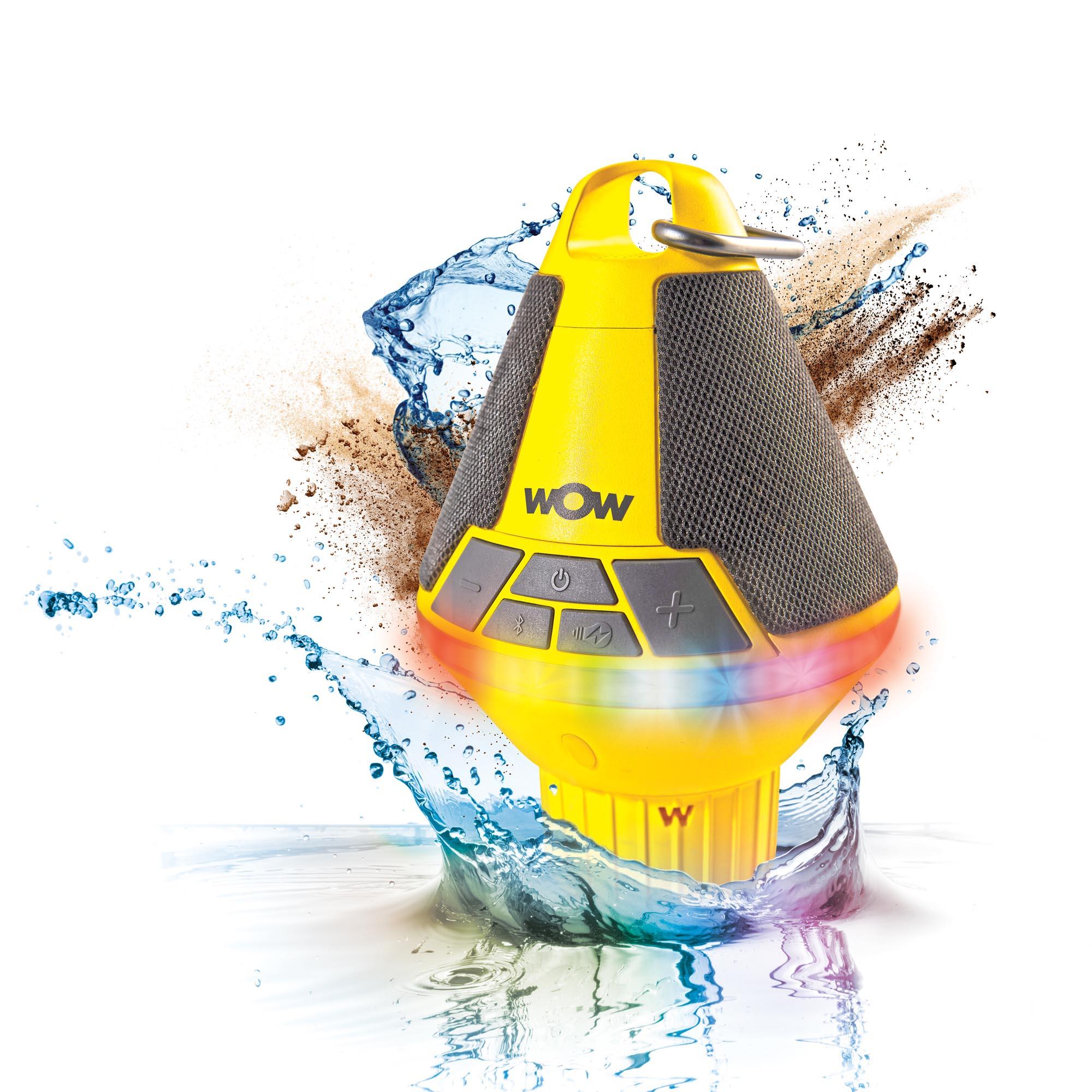 WOW-SOUND Buoy - Waterproof, Floating Speaker