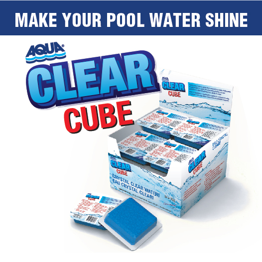 Aqua Clear Cube