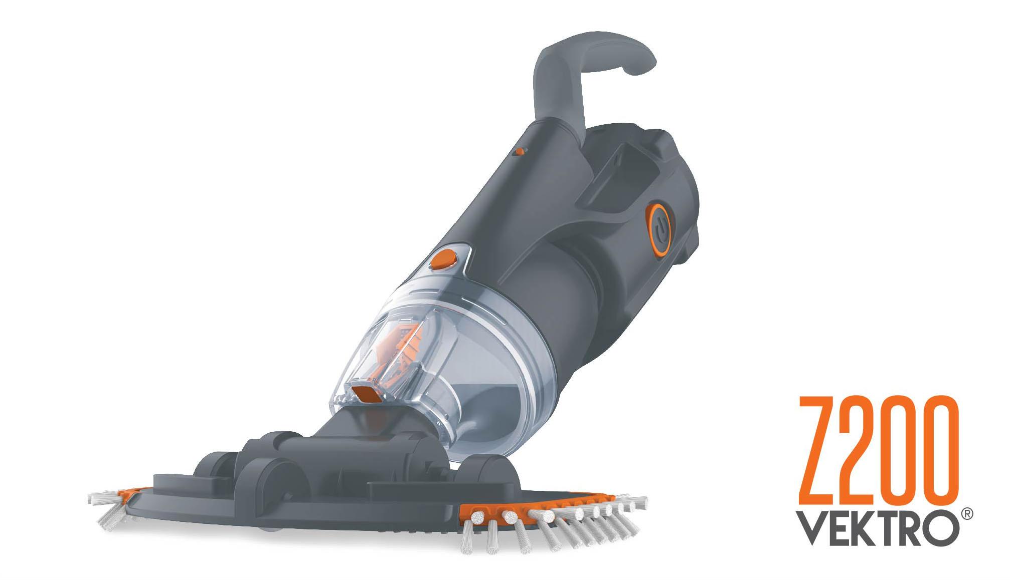 VEKTRO Z200 Rechargeable Pool Vacuum