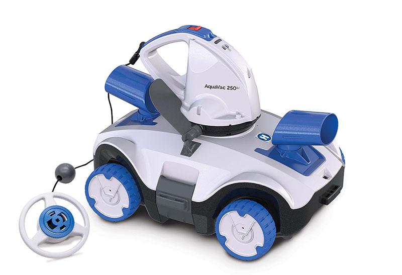 AquaVac 250Li Cordless Robotic Cleaner