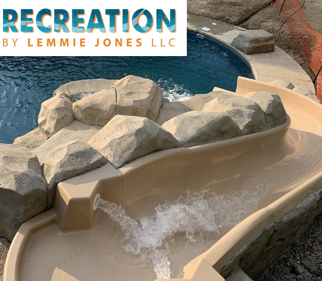 Residential Waterslides