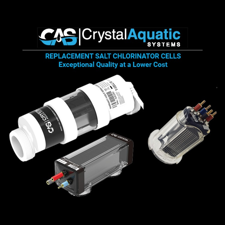 Crystal Aquatics Systems - Salt Cell Replacements