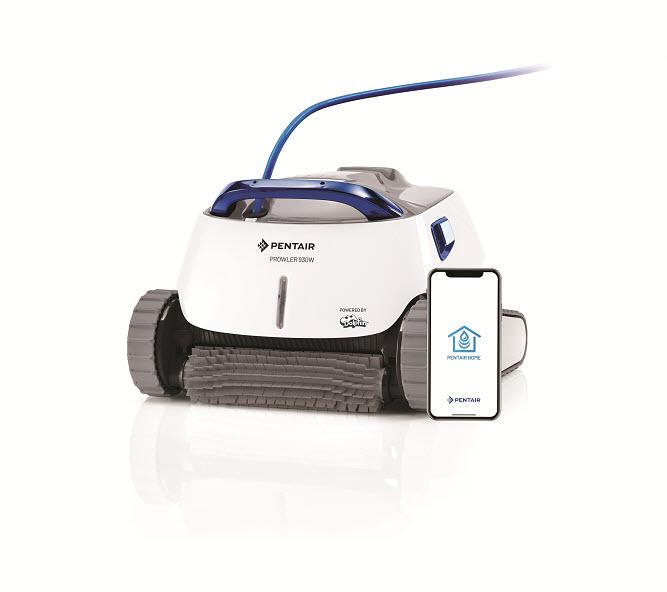 Prowler 930® W Robotic Inground Pool Cleaner