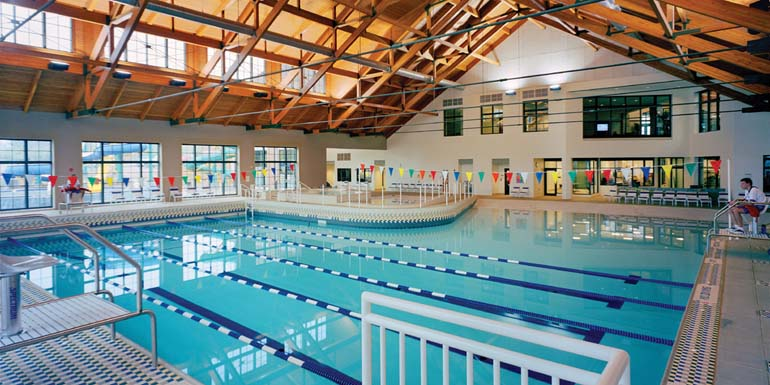 City of Des Peres-The Lodge Lap Pool