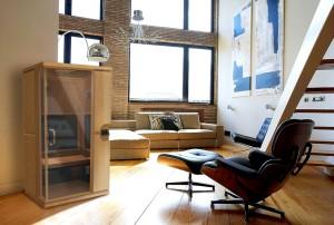 Loft,living room