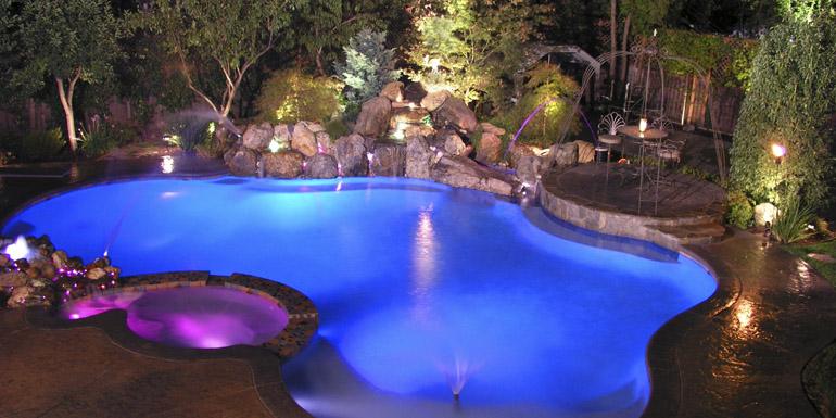 The Future Of Pool Lighting