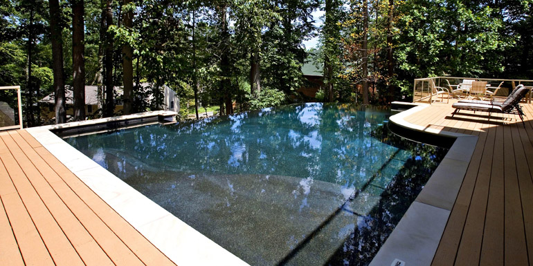 Maintenance and application techniques for cement-based pool ...