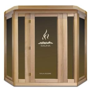 Vu Sauna Front View