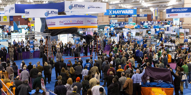 The Northeast Spa & Pool Association (NESPA) has announced the 2021 edition of The Pool & Spa Show will move forward as a livestreaming 'Experience' from January 26 to 28, 2021.