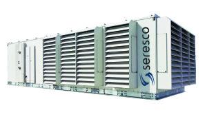 A--NV Unit Indoor Pool Ventilation unit by Seresco Tecnologies