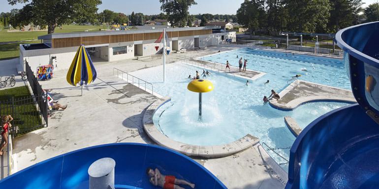 Fairgrounds Aquatic Park- Strathroy