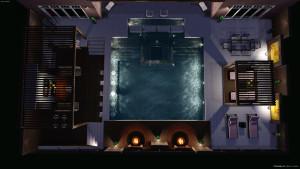 3d design Barry Justus -simulated night lighting