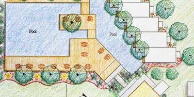 Colored-Pool-Design