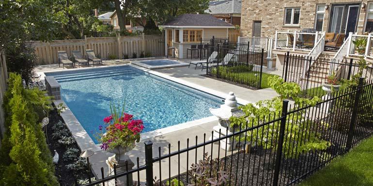 Hamilton votes against new pool fence bylaw pool spa for Pool design hamilton