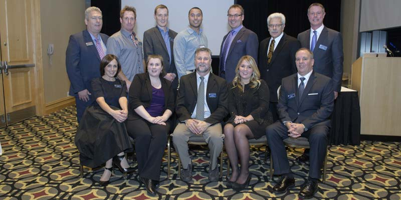 The 2018 Pool & Hot Tub Council of Canada board of directors