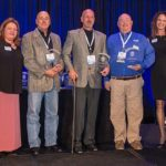 Exceptional NSPF Instructor recipients included Rudy Stankowitz of Aquatic Facility Training & Consultants in Florida, Rick Stewart of Pool Training Academy LLC in Colorado, and Wayne Ivusich of Taylor Technologies Inc.