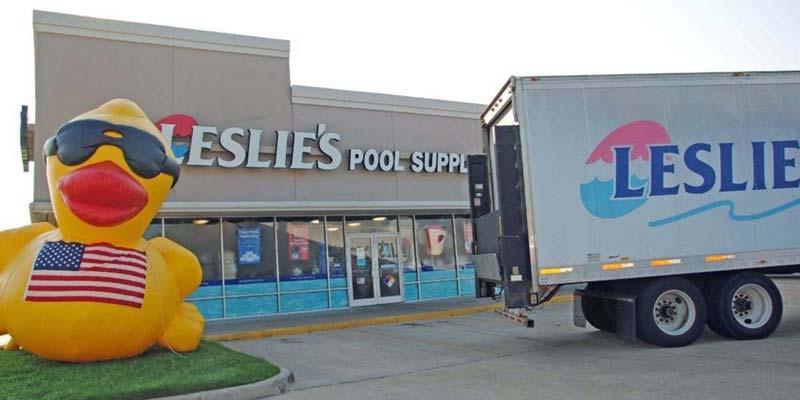 Leslie's Poolmart Inc. storefront