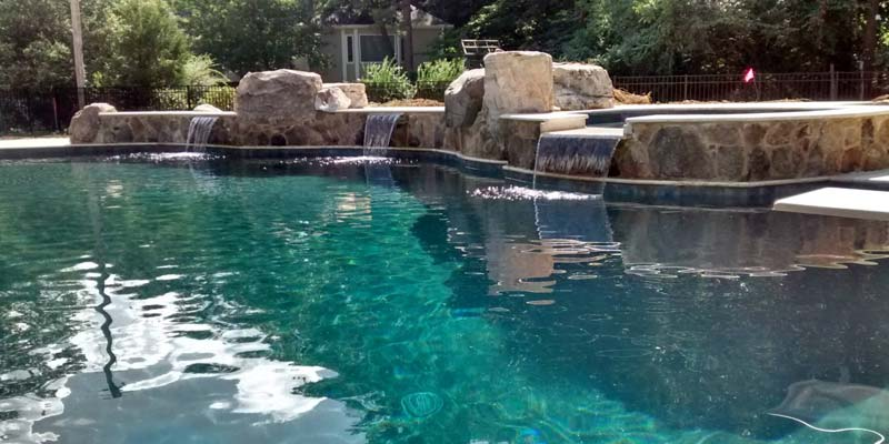 Pool project by Premier Pools & Spas, Charlotte