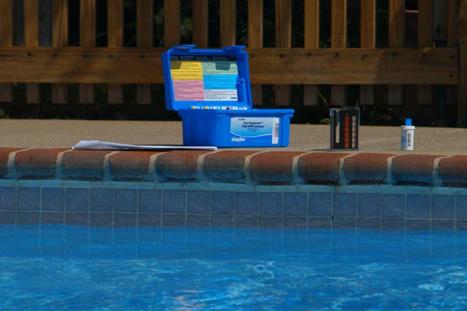 Start the pool and hot tub maintenance season with fresh reagents, and replace missing instructions and any broken, faded, or stained equipment.