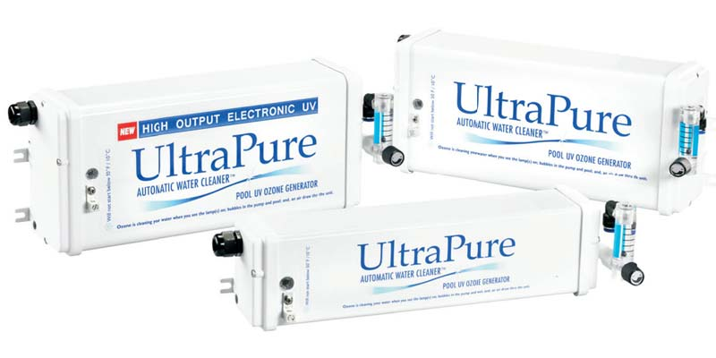 UltraPure Water Quality Inc., a manufacturer of ultraviolet (UV) equipment for pools and spas in Burlington, Ont., has recently undergone an ownership change.