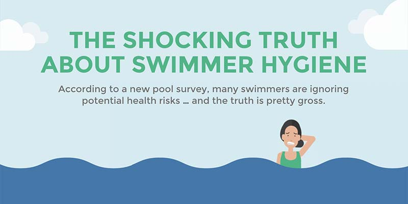 Survey finds many swimmers unaware of potential health risks