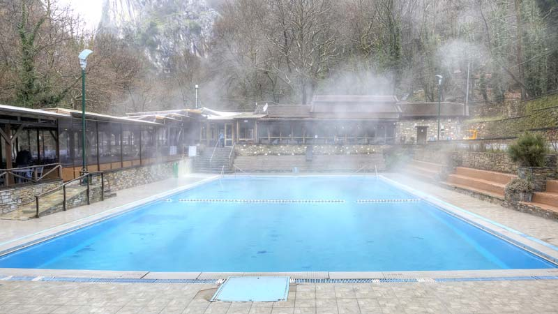 If a service professional has ever observed steam coming off a pool, they have witnessed the evaporation process.