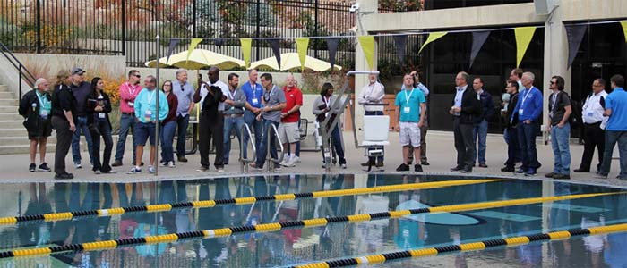 Guests will discover local and unique aquatic facilities within Charleston, SC, as well as learn best practices for operation and sustainability during the Insider's Tour.