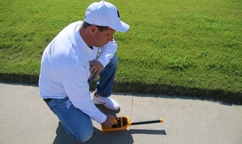 Today's equipment was developed with the idea that leak detection does not have to be long, difficult, or invasive.