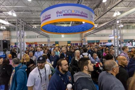 Industry professionals planning to attend the Pool & Spa Show in Atlantic City, N.J., in January can now register online.
