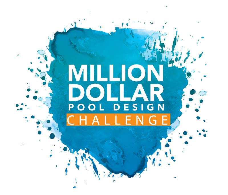 Organizers of the upcoming International Pool | Spa | Patio Expo have announced the finalists for the inaugural Million Dollar Pool Design Challenge.