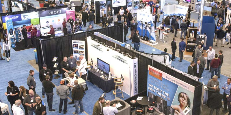 The 2018 Canadian Pool & Spa Conference & Expo returns to the Scotiabank Convention Centre in Niagara Falls, Ont., on Dec. 3.