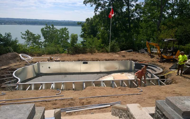 The Canadian swimming pool industry saw nationwide building permit registrations increase in 2018 by 1.3 per cent.