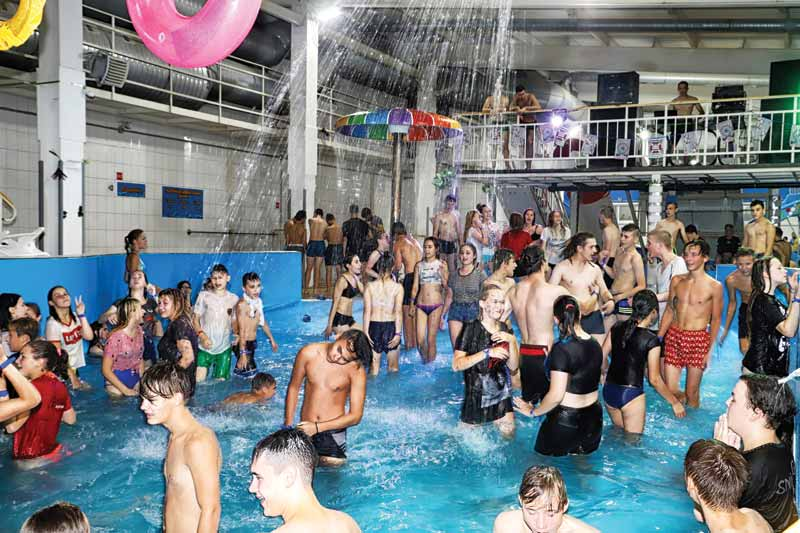 Water and air quality issues can affect the comfort of bathers, as well as the health of aquatic facility staff who are there for longer periods.