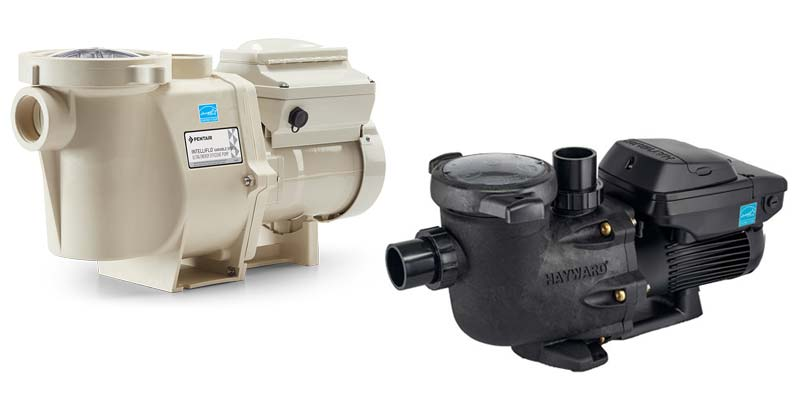 Pentair Aquatic Systems and Hayward Industries Inc., have received Energy Star awards recognizing each company's continued leadership in protecting the environment through the development of energy-efficiency products such as variable-speed pumps (VSPs).