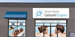 Pool and spa retailers can use the LeisureScapes banner to grow their business.