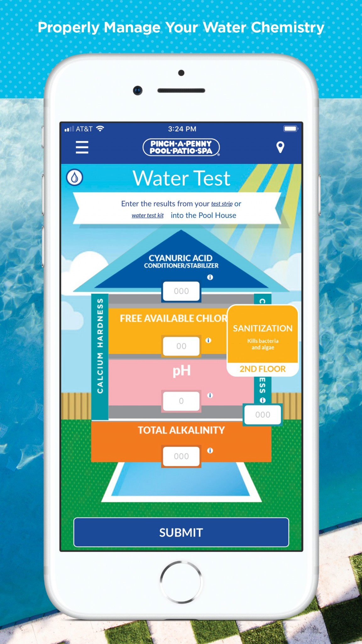 Pinch A Penny Pool Patio Spa's new mobile app - Pool & Spa ...