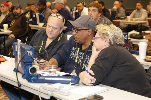 Expand your team's on-the job problem solving skills with a variety hands-on learning opportunities.