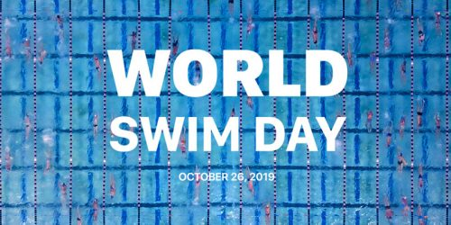 World Swim Day will be celebrated on Oct. 26.