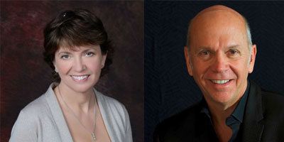 Watershape University (WU) names Lauren Stack as vice-president and Michael Nantz as dean of culture.