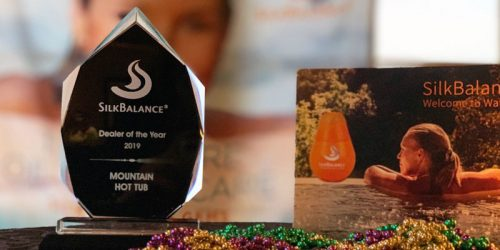 SilkBalance Spa Water Care recently recognized its top retailers at the annual International Pool | Spa | Patio Expo.