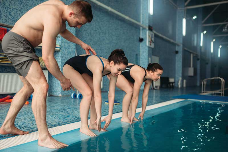 Facility owners and pool managers must ensure their staff, including lifeguards and instructors, teach non-swimmers how to enter pools safely—before they enter the water—to prevent any injuries.