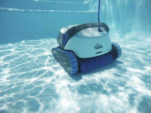 One cost-effective method of moving toward the goal of 'greener' pools is to invest in robotic pool cleaners.