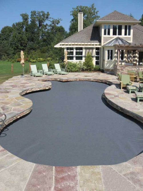 Pool professionals should be encouraging those customers who are contemplating an automatic cover to decide prior to the construction of their pool. This allows the cover to be installed under the coping, which blends the track into the pool's architecture.