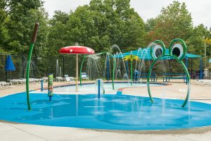 More aquatic splash pad solutions with Waterplay partnership