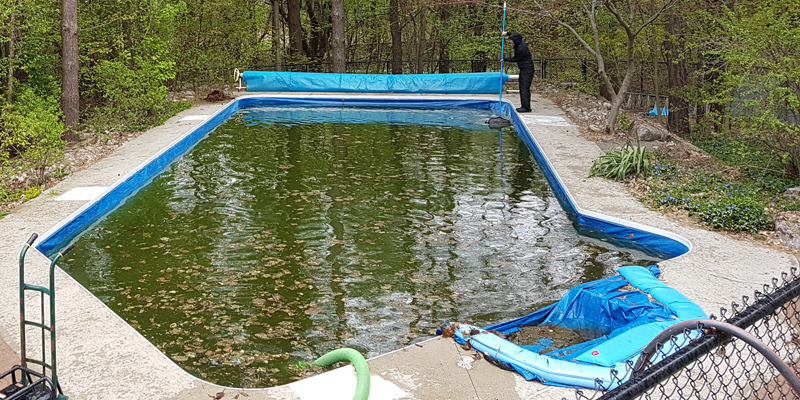 Routine maintenance and seasonal operations of pools such as spring openings should also continue to combat other potential issues such as stagnant water, which could create further waterborne viruses and the breeding of disease carrying insects such as mosquitoes.